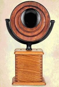 Акустический телефонный аппарат