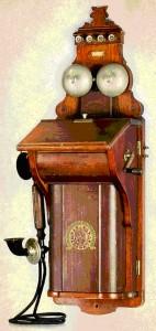 Датский телефон от Emil Mollers