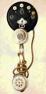 Французский ретро-телефон «Pherophon»