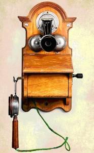 Германский телефонный аппарат Berliner