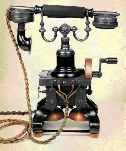Модель Телефонного аппарата настольного типа GPO№16