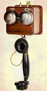 Настенный телефон от MFG Company