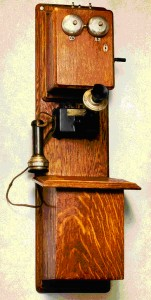 Настенный телефон Stromberg-Carlson