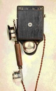 Настенный телефонный аппарат Ericsson