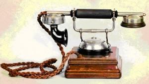 Настольный телефон Siemens & Halske