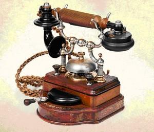 Настольный телефонный аппарат National Telephone