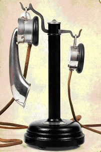 Настольный телефонный аппарат Unis Thomson-Houston