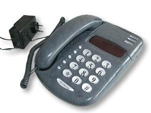 Стационарные телефонные аппараты с определителем номера