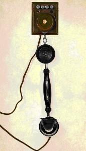 Телефонный аппарат для домашней связи Mix & Genest