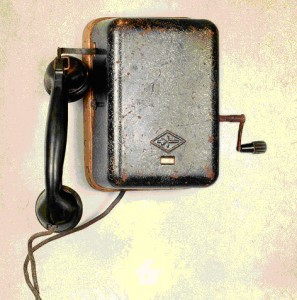 Телефонный аппарат Союзного телефонного завода